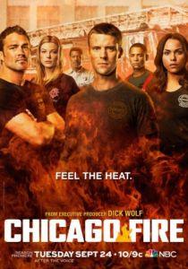 Пожарные Чикаго / Чикаго в огне (все серии)